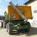 s hydraulickým pohonom